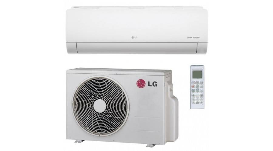 LG PC09SQ SILENCE PLUS INVERTERES MONOSPLIT OLDALFALI KLÍMA SZETT WIFI R32 2,5KW